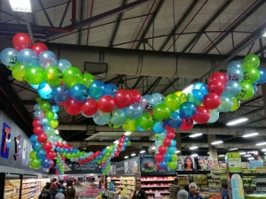 Balloon Draping 2